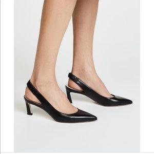 Stuart Weitzman Hayday Slingback Size 7.5 black